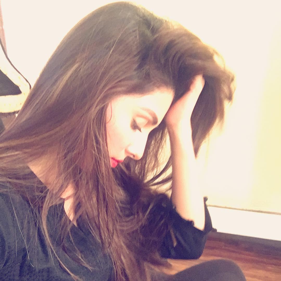 Ayeza Khan Random Selfie